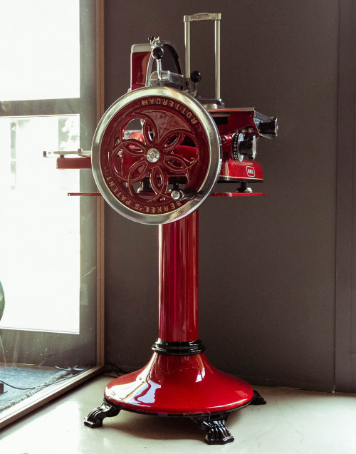 BERKEL Mod.115 Rossa, Anni 50
