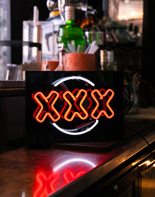 Lampada neon Xxx