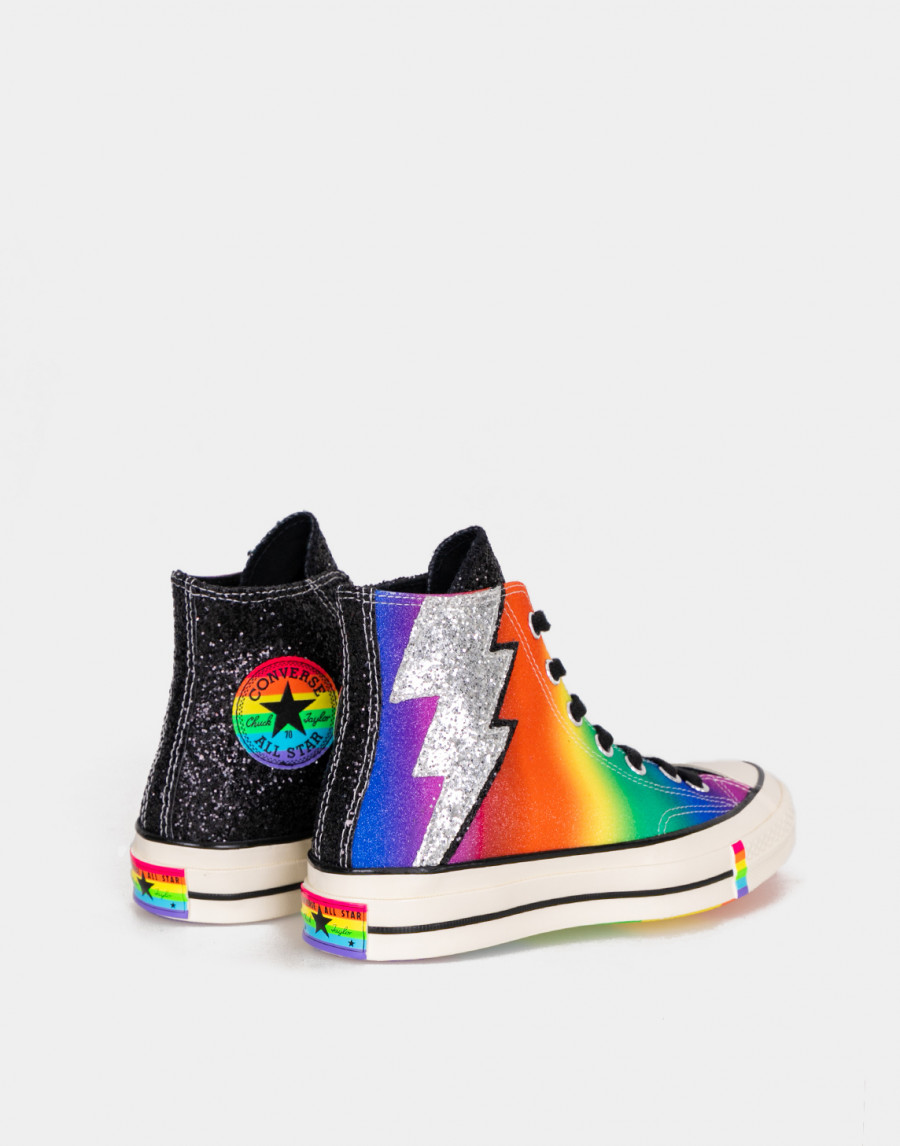 Converse Celebrates The 50th Anniversary Of Pride With New