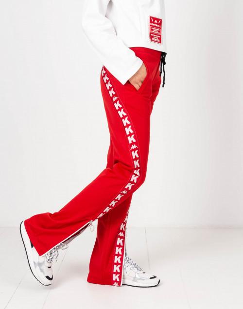 Pantaloni logo tricetato 304jfr0