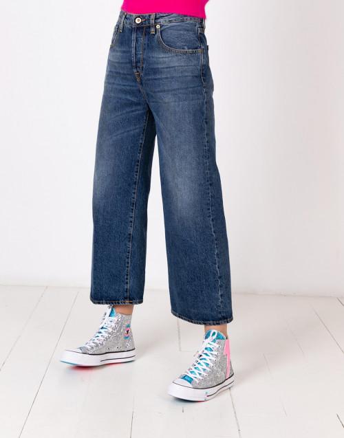Straight-cut Zaira Bronx jeans