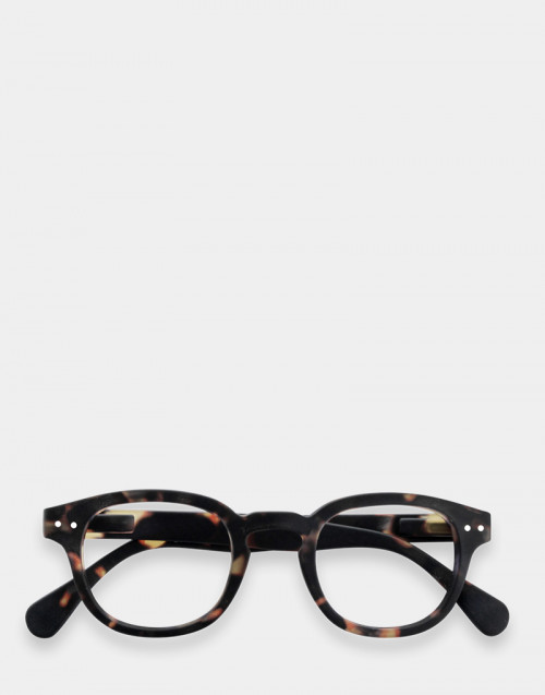 Reading Glasses Thick Frame Mod. C Tortoise