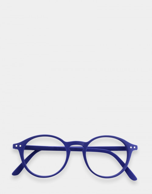 Reading Glasses Thin Frame Mod.D Blue