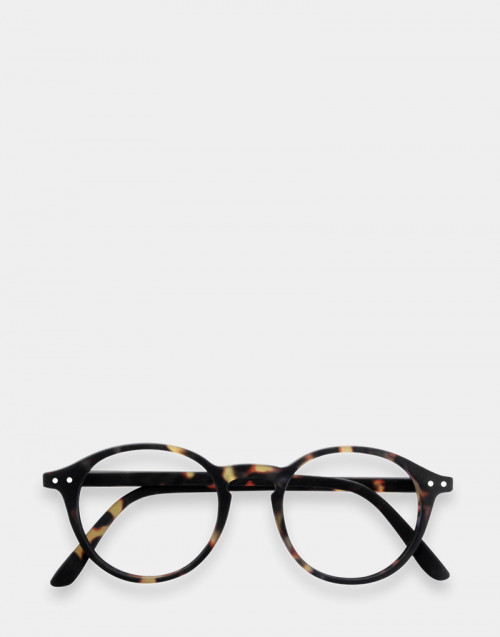 Reading Glasses Thin Frame Mod.D Tortoise