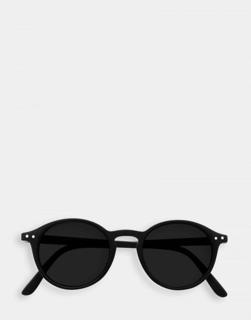 Occhiale da sole Mod. D nero