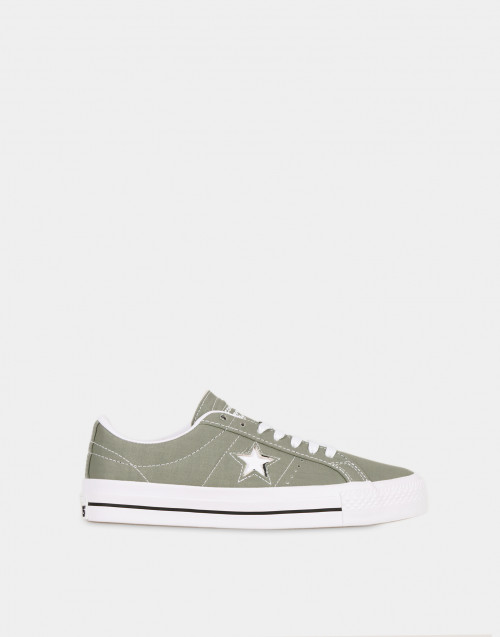 Sneakers One Star Pro Archive Print Verde