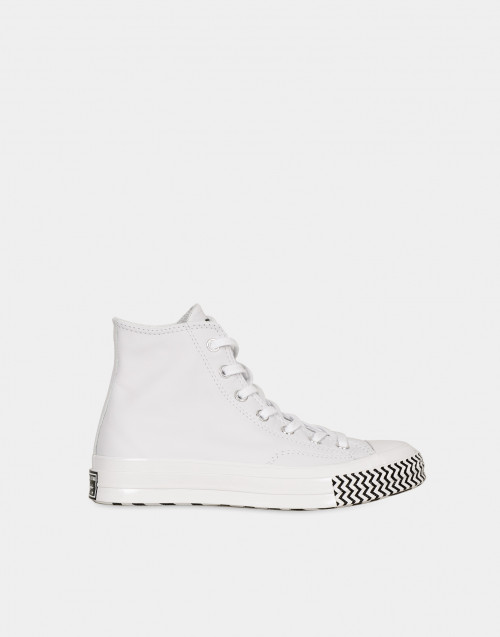 White Sneakers Chuck 70 VLTG High-Top