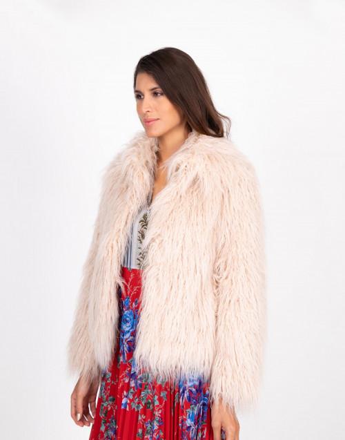 Vanilla Hoffman faux fur