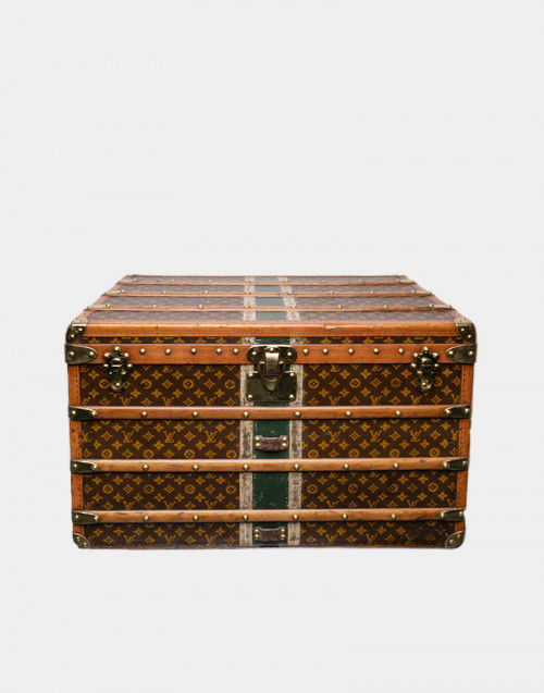 Tall Travel trunk Louis Vuitton