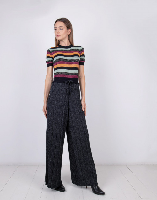 Multicolor lurex jumpsuits