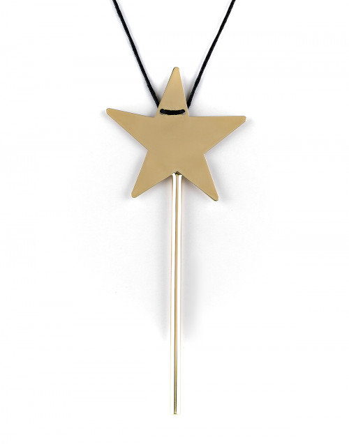 "Necklace ""E sia magia"" gold"
