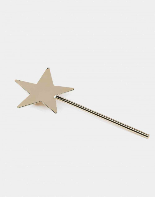 Magic wand brooch