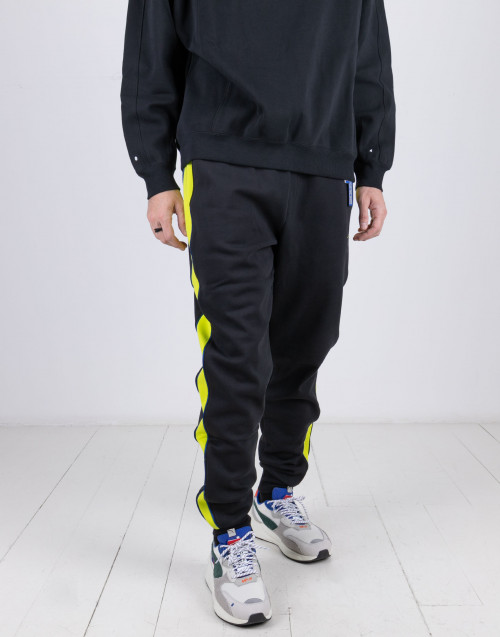Pantalone jogger nero