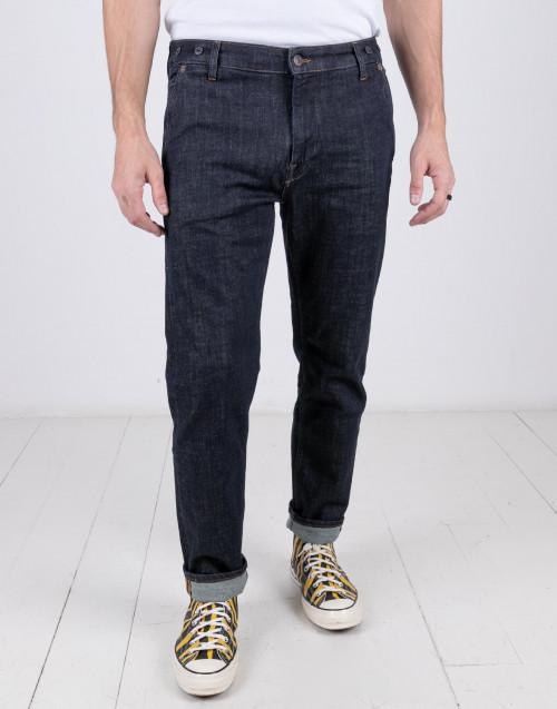 Blu denim jeans