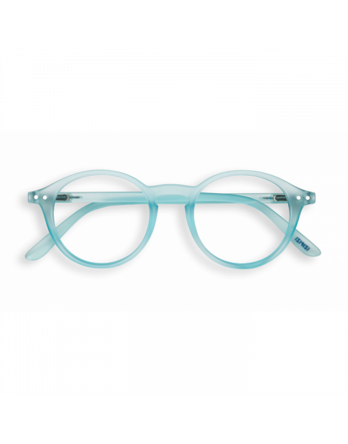 Occhiale da lettura mod.D azzurro