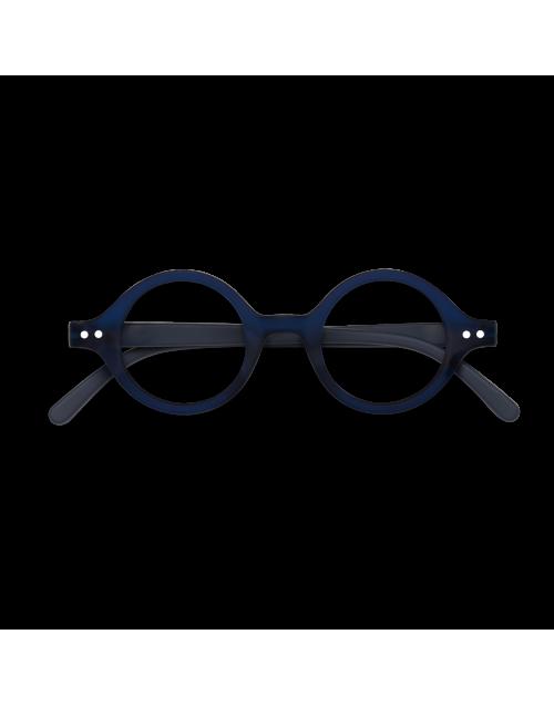 Occhiale da lettura blu mod.J