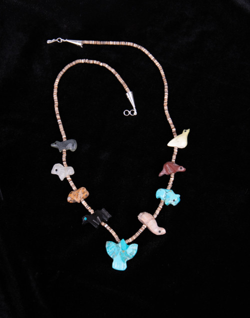 Medium Necklace Harpo
