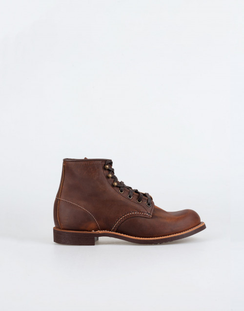 Blacksmith 3343 boot in brown leather