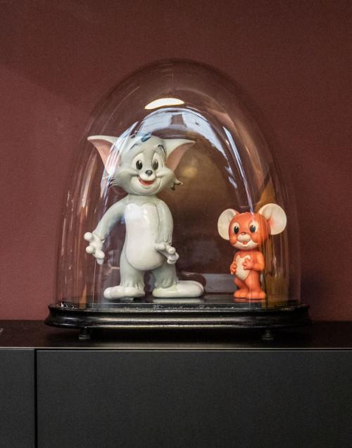 Tom and Jerry Original 50s Grass Case