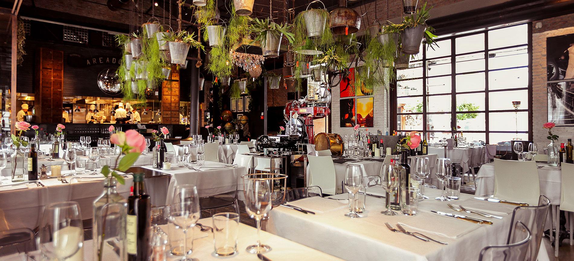 Areadocks ristorante